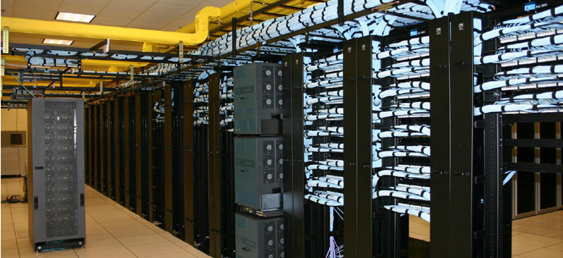 Ace technology inc data center cabling for Data center setup